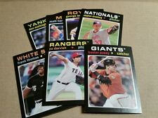TOPPS 2013 UP-DATE 1971  MINIS LOT