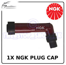 1x NGK Red Spark Plug Cap to fit Yamaha XT600 1984-1990 - SPC4NA2