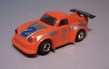 Circuit Rotafast Porsche 911 orange ho slot car new compatible AFX Tyco Faller