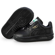 PUMA GV SPECIAL (TD) TODDLER 351721-02 Black Casual Shoes Sneakers Baby Size 10