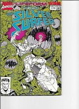 Silver Surfer  annual #3  NM  signed by Ron Lim