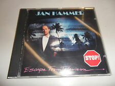 CD  Escape from TV von Jan Hammer