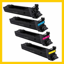 4-Pack Toner Cartridge for Konica Minolta Magicolor 4650 4690MF 4695MF 4690 4695