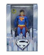 "NECA SUPERMAN 1978 DC COMICS COLLECTIBLE CLASSIC  SERIES 7"" ACTION FIGURE"