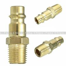 1/4'' BSP Male Air Line Hose Fitting Coupling Adapter Compressor Connect New