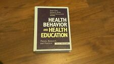 Health Behavior and Health Education : Theory, Research, and Practice (2002,...