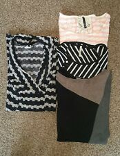 De Colores love culture bella D DOTS knit tops lot size medium M