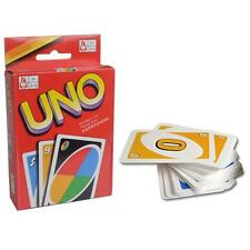 Popular Standard Uno Card Game Family Children Friends 108 Playing Fun Cards LNC