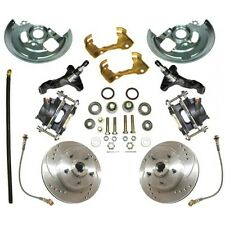 1964-1972 GM Drum to Disc Brake Conversion Kit, Disc Brake Wheel Kit
