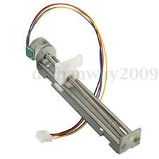 DC 4-9V Drive Stepper Motor Screw With Nut Slider 2 Phase For Laser Engraving