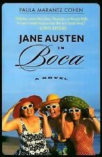 Jane Austen in Boca: A Novel, Paula Marantz Cohen, Good Book