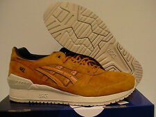 Asics shoes gel respector tan size 9.5 us men new with box