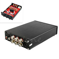 Finished TPA3116 2.1 High-Power 2*50W+100W Class D AMP Amplifier Board + Case