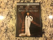 SUNSET BOULEVARD SPECIAL COLLECTOR'S EDITION LIKE NEW NO SCRATCHES DVD 1950!