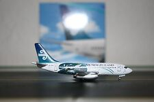 Jet-X 1:400 Air New Zealand Boeing 737-200 ZK-NQC 'All Blacks' (JX233) **RARE**
