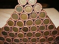 Wheat Penny Rolls with Indian Heads Showing! Great Mix! Wheat Cent Lot! Coins!