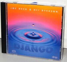 DMP Hybrid SACD 13: Joe Beck / Ali Ryerson - DJANGO - 2001 OOP USA NEW UNPLAYED