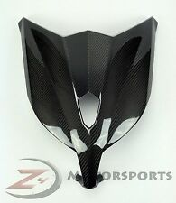 2012-2015 Yamaha Tmax 530 Upper Front Nose Cover Cowl Fairing 100% Carbon Fiber
