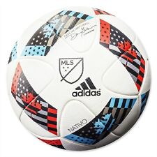 adidas MLS 2016 Official Match Soccer Ball AC5503 size 5 $160.00