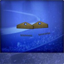 spazzole di carbone per Miele Asciugatrice METEOR642C Tipo T442C (DE)