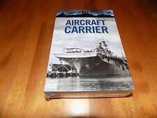 THE WAR FILE AIRCRAFT CARRIER WARFARE BATTLES US Navy WWII 3 Disc DVD SET NEW