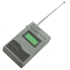 High Quality GY560 50MHz-2.4GHz LCD Frequency Counter Meter for Two Way Radio MO