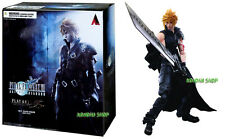 FINAL FANTASY VII AC CLOUD STRIFE FIGURE PLAY ARTS KAI SQUARE ENIX PRODUCTS 28cm