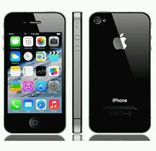 APPLE IPHONE 4S 16GB Negro (Desbloqueado) Teléfono Inteligente Excelente Estado