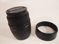 Nikon Mount - Sigma AF-D 28-80mm D Zoom Lens, with UV + Lens Hood; MADE IN JAPAN