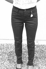 jeans stretch black M+F GIRBAUD boot heel TAILLE 31 (40) NEUF prix boutique 320€