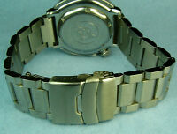 SOLID SS OYSTER DIVE WATCH BRACELET BAND 18mm 20mm 22mm 24mm FOR SEIKO & CITIZEN