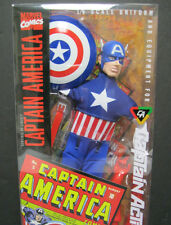 "CAPTAIN ACTION CAPTAIN AMERICA CLASSIC COVER 12"" COSTUME & ACCESSORIES   MIP"