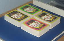 WACKY FLASHBACK 1 ULTIMATE MASTER 4 SETS IN NM/MT CONDITION @@ RARE SILVERS @@