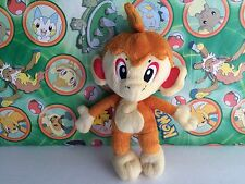 Pokemon Plush Chimchar Jakks doll figure stuffed soft toy go USA Seller monferno