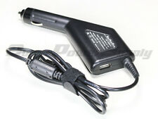 Super Power Supply® DC Laptop Car Charger with USB Dell Alienware M11x R2 R3