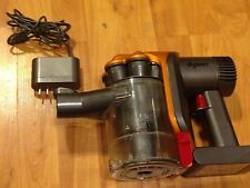 USED Dyson DC34 - Black/Yellow - Vacuum Cleaner Model Number:DC34