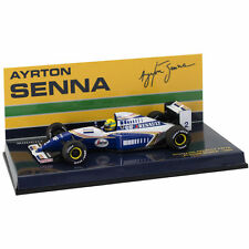 WILLIAMS RENAULT FW16 AYRTON SENNA 1994 #1 F1 WORLD CHAMPION 540944302 1/43 NEW