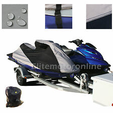 Yamaha WaveRunner XL700 XL760 XL1200 Custom Fit Trailerable JetSki PWC Cover