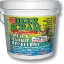 EPIC DEER SCRAM 6 LB. BUCKET  GRANULAR DEER AND RABBIT REPELLENT