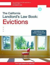 The California Landlord's Law Book : Evictions by David Brown (2015,...