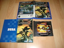 SONIC SHADOW THE HEDGEHOG DE SEGA PARA LA SONY PS2 USADO COMPLETO