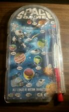 Vintage Hasbro Pin Ball Space Planets Game Toy 1960s USA Collectible