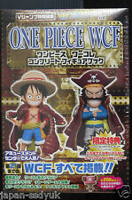 One Piece WCF Complete Figure Book Japan 2011 with Figure