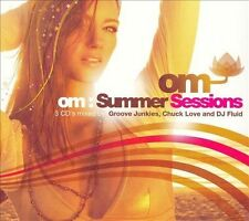 Various Artists : Om:Summer Sessions Vol.1: 3 Cds Mixed By Groove Junkies & Chuc