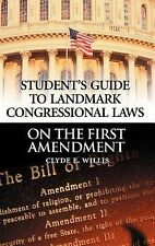 Student&aposs Guide to Landmark Congressional Laws Ser.: Student's Guide to...