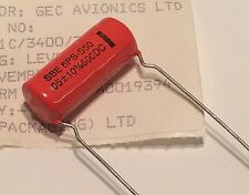 0.05uF 600V vintage sprague orange drop capacitor 6PS-S50 fd2h18