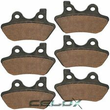 Front Rear Brake Pads For Harley Davidson FLHTC 1450 Electra Glide Classic 05 06
