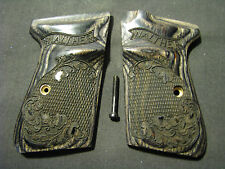 Walther PPKS PPK/S Blackwood Chk/Scroll Engraved Design w/BANNERLOGO f/U.S.-MADE