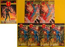 MIRACLEMAN 1985 Eclipse Comics Issue 1 & 2014 Marvel Series  2 (2 copies), 4 (4)