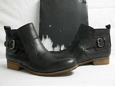 Dolce Vita Size 6 M Rodge Black Leather Ankle Boots New Womens Shoes